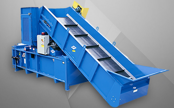Conveyors for balers